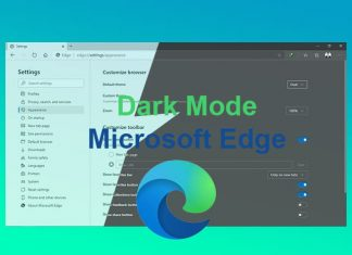 Cara mengaktifkan dark mode Microsoft Edge di Windows 10