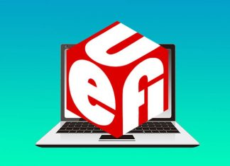 Kelebihan firmware UEFI dibanding Legacy BIOS