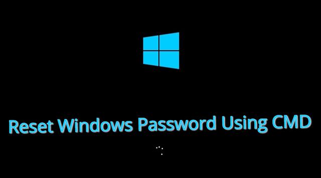Cara Reset Password Windows Menggunakan Cmd