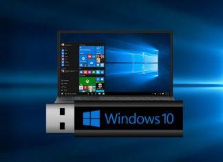 Cara install Windows 10 terbaru dengan Flashdisk tanpa kehilangan data