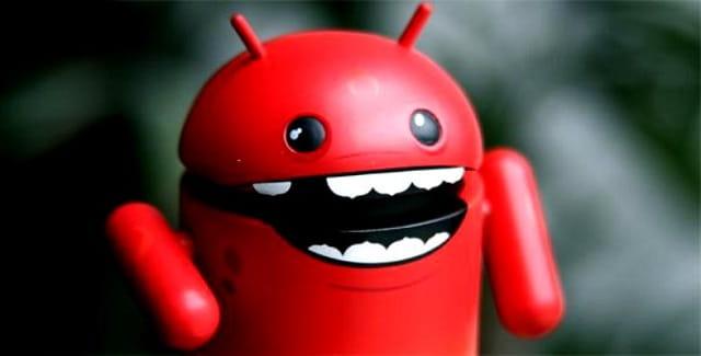 malware yang bisa merusak android secara fisik
