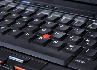 mengganti fungsi tombol keyboard