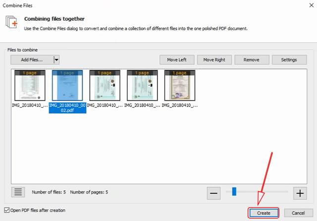 Menggabung file pdf menggunakan Nitro Pro