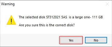 Cara membuat multi installer menggunakan hardisk