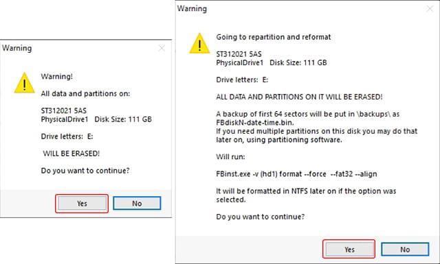 Cara membuat banyak installer dalam satu flashdisk