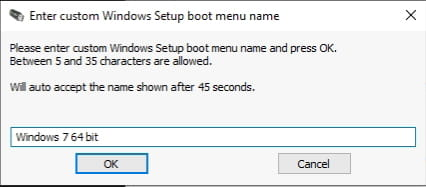 Cara membuat multiboot usb multi installer di Windows