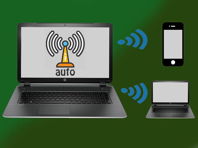 Cara Mengaktifkan Hotspot Laptop Secara Otomatis