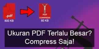 mengurangi ukuran pdf