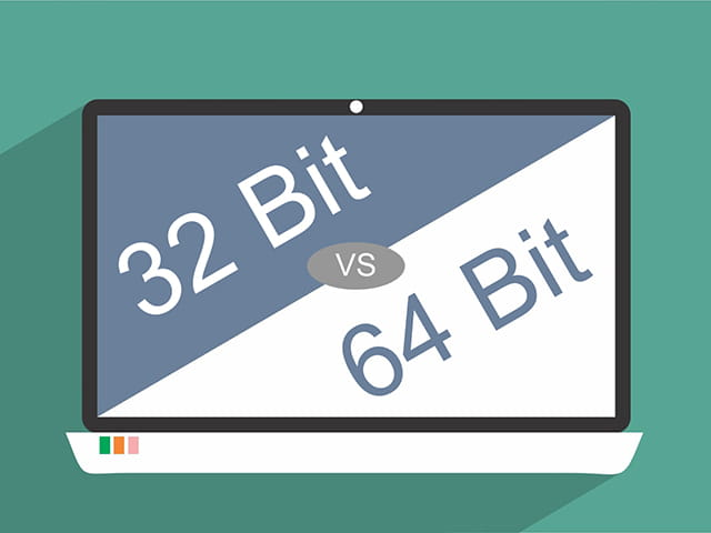 Perbedaan Windows 32 bit dan 64 bit