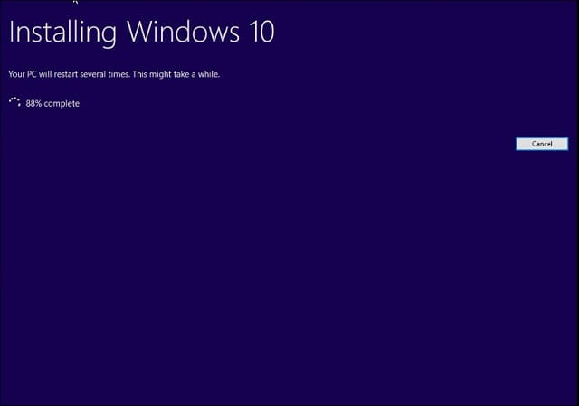 upgrade ke windows 10 april 2018 update