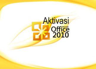 Cara Aktivasi Microsoft Office 2010 secara offline dan bersifat permanen