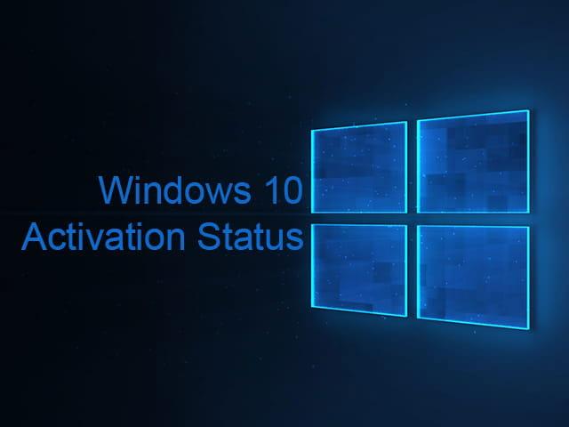 Cara cek status aktivasi Windows 10