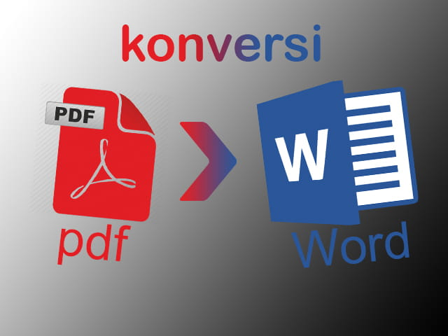 An easy way to convert pdf files to Word online and offline