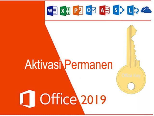 Cara aktivasi Microsoft Office 2019 agar bisa digunakan permanen