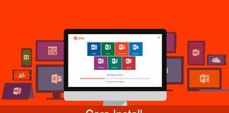 Install Microsoft Office 2019