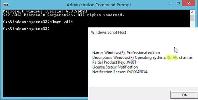 cara cek jenis lisensi Windows yang terpasang di laptop