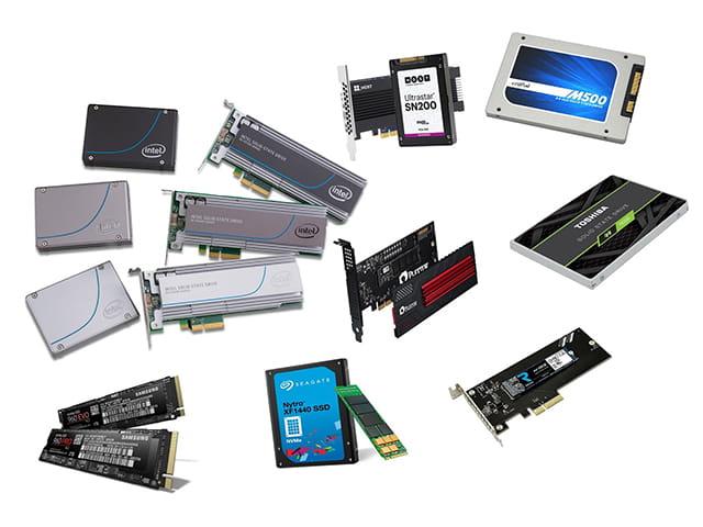 Jenis-jenis SSD yang dapat anda pasang di komputer