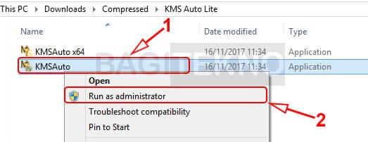 Aktivator KMS Auto Lite