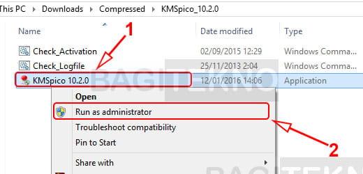 Mengaktifkan Windows 8.1 dengan KMS Pico