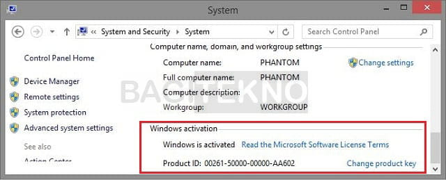 Menghilangkan Activate Windows 8.1
