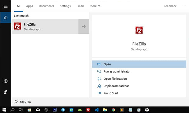 Fitur Search Preview pada Windows 10 October 2018 Update
