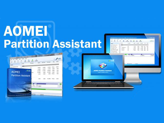 Review Aomei Partition Assistant