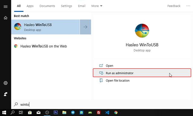 Cara mudah Install Windows 8/8.1 di Flashdsik