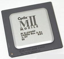 Jenis Prosesor Cyrix