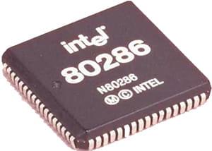Jenis prosesor Intel 286