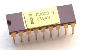 Jenis prosesor Intel 8008