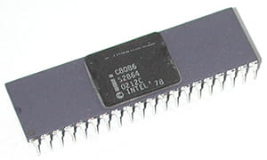 Jenis prosesor Intel 8086