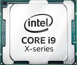 Jenis prosesor Intel Core i9