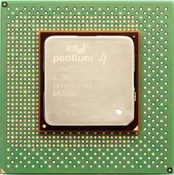 Jenis prosesor Intel Pentium 4