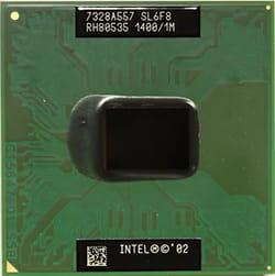 Jenis prosesor Intel Pentium M