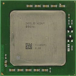 Jenis prosesor Intel Xeon