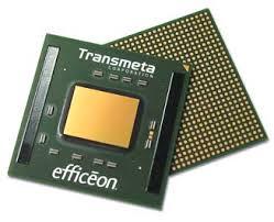 Jenis Prosesor Transmeta