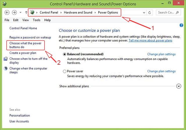Solusi Windows yang tidak bisa dimatikan/shutdown