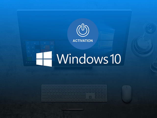 Cara aktivasi Windows 10 Pro, Home, Enterprise permanen secara offline
