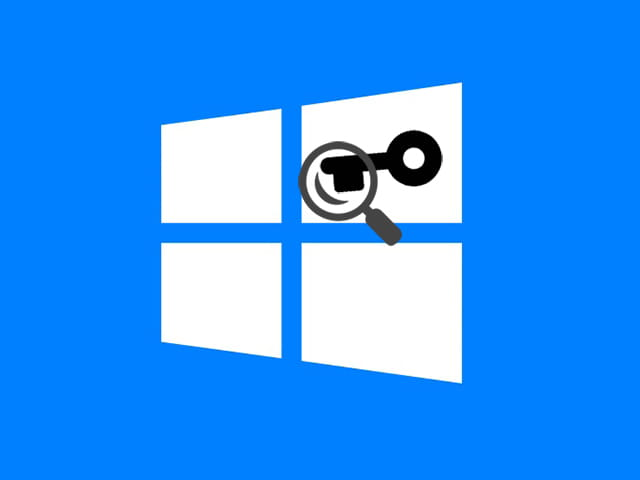 Cara melihat product key Windows 10