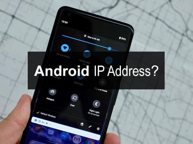 Cara mudah mengetahui IP Address Android Smartphone