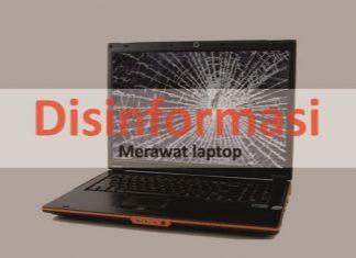 3 kesalahan dalam merawat laptop yang tidak boleh anda lakukan