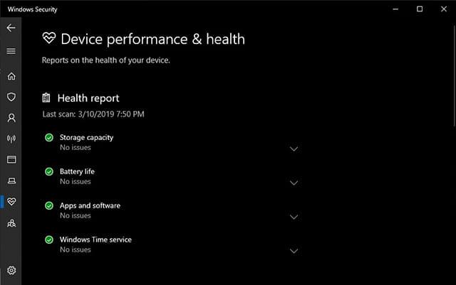Cara mudah cek kesehatan Laptop di Windows 10