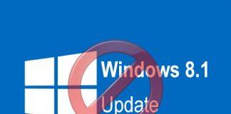 Cara mematikan Windows Update di Windows 8/8.1 secara permanen