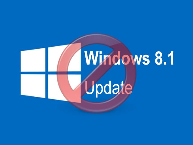Cara mematikan Windows Update di Windows 8/8.1 secara permanen