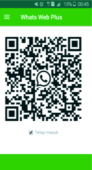 Cara sadap WhatsApp menggunakan aplikasi Whats Web Plus