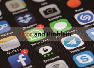 cara mengatasi Whatsapp dan Instagram yang eror