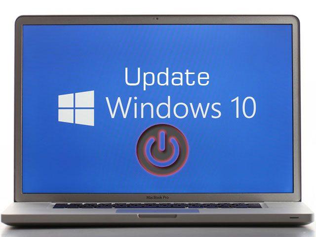 cara menonaktifkan update otomatis pada windows