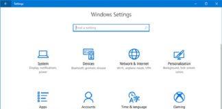 cara merubah sistem bahasa pada windows 10