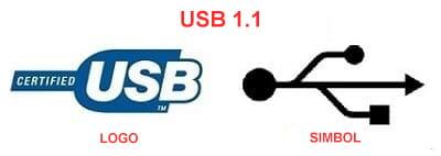 Jenis-jenis versi USB - USB 1.1
