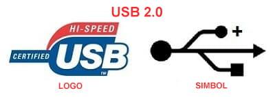 Jenis-jenis versi USB - USB 2.0